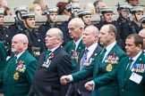 Remembrance Sunday at the Cenotaph 2015: Group E36, Fleet Air Arm Junglie Association. Cenotaph, Whitehall, London SW1, London, Greater London, United Kingdom, on 08 November 2015 at 12:03, image #992
