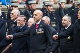 Remembrance Sunday at the Cenotaph 2015: Group E38, Fleet Air Arm Safety Equipment & Survival Association. Cenotaph, Whitehall, London SW1, London, Greater London, United Kingdom, on 08 November 2015 at 12:03, image #1002
