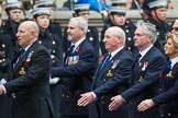 Remembrance Sunday at the Cenotaph 2015: Group E39, Royal Navy School of Physical Training. Cenotaph, Whitehall, London SW1, London, Greater London, United Kingdom, on 08 November 2015 at 12:03, image #1004