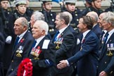 Remembrance Sunday at the Cenotaph 2015: Group E39, Royal Navy School of Physical Training. Cenotaph, Whitehall, London SW1, London, Greater London, United Kingdom, on 08 November 2015 at 12:04, image #1007