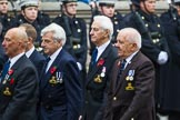 Remembrance Sunday at the Cenotaph 2015: Group E39, Royal Navy School of Physical Training. Cenotaph, Whitehall, London SW1, London, Greater London, United Kingdom, on 08 November 2015 at 12:04, image #1009