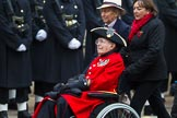 Remembrance Sunday at the Cenotaph 2015: Group F2, Far East Prisoners of War. Cenotaph, Whitehall, London SW1, London, Greater London, United Kingdom, on 08 November 2015 at 12:04, image #1010