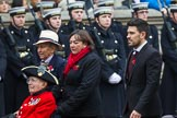 Remembrance Sunday at the Cenotaph 2015: Group F2, Far East Prisoners of War. Cenotaph, Whitehall, London SW1, London, Greater London, United Kingdom, on 08 November 2015 at 12:04, image #1011
