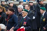 Remembrance Sunday at the Cenotaph 2015: Group F3, Burma Star Association. Cenotaph, Whitehall, London SW1, London, Greater London, United Kingdom, on 08 November 2015 at 12:04, image #1015