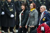 Remembrance Sunday at the Cenotaph 2015: Group F4, Monte Cassino Society. Cenotaph, Whitehall, London SW1, London, Greater London, United Kingdom, on 08 November 2015 at 12:04, image #1018