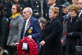 Remembrance Sunday at the Cenotaph 2015: Group F4, Monte Cassino Society. Cenotaph, Whitehall, London SW1, London, Greater London, United Kingdom, on 08 November 2015 at 12:04, image #1019
