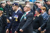 Remembrance Sunday at the Cenotaph 2015: Group F7, TRBL Ex-Service Members. Cenotaph, Whitehall, London SW1, London, Greater London, United Kingdom, on 08 November 2015 at 12:04, image #1036