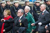 Remembrance Sunday at the Cenotaph 2015: Group F7, TRBL Ex-Service Members. Cenotaph, Whitehall, London SW1, London, Greater London, United Kingdom, on 08 November 2015 at 12:04, image #1038