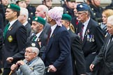 Remembrance Sunday at the Cenotaph 2015: Group F9, The Royal British Legion Scotland. Cenotaph, Whitehall, London SW1, London, Greater London, United Kingdom, on 08 November 2015 at 12:04, image #1048