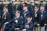 Remembrance Sunday at the Cenotaph 2015: Group F16, National Gulf Veterans & Families Association. Cenotaph, Whitehall, London SW1, London, Greater London, United Kingdom, on 08 November 2015 at 12:06, image #1082