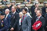 Remembrance Sunday at the Cenotaph 2015: Group F17, Fellowship of the Services. Cenotaph, Whitehall, London SW1, London, Greater London, United Kingdom, on 08 November 2015 at 12:06, image #1090