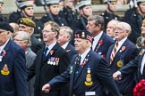 Remembrance Sunday at the Cenotaph 2015: Group F20, Aden Veterans Association. Cenotaph, Whitehall, London SW1, London, Greater London, United Kingdom, on 08 November 2015 at 12:06, image #1112