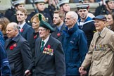 Remembrance Sunday at the Cenotaph 2015: Group F22, Showmens' Guild of Great Britain. Cenotaph, Whitehall, London SW1, London, Greater London, United Kingdom, on 08 November 2015 at 12:06, image #1116