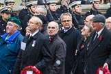 Remembrance Sunday at the Cenotaph 2015: Group F22, Showmens' Guild of Great Britain. Cenotaph, Whitehall, London SW1, London, Greater London, United Kingdom, on 08 November 2015 at 12:06, image #1119