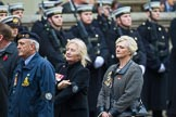 Remembrance Sunday at the Cenotaph 2015: Group F22, Showmens' Guild of Great Britain. Cenotaph, Whitehall, London SW1, London, Greater London, United Kingdom, on 08 November 2015 at 12:07, image #1122