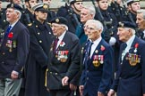 Remembrance Sunday at the Cenotaph 2015: Group F23, Special Forces Club. Cenotaph, Whitehall, London SW1, London, Greater London, United Kingdom, on 08 November 2015 at 12:07, image #1125