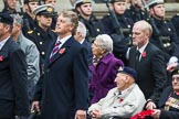 Remembrance Sunday at the Cenotaph 2015: Group F24, The Spirit of Normandy Trust. Cenotaph, Whitehall, London SW1, London, Greater London, United Kingdom, on 08 November 2015 at 12:07, image #1130