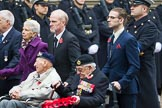 Remembrance Sunday at the Cenotaph 2015: Group F24, The Spirit of Normandy Trust. Cenotaph, Whitehall, London SW1, London, Greater London, United Kingdom, on 08 November 2015 at 12:07, image #1131