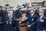 Remembrance Sunday at the Cenotaph 2015: Group F25, Italy Star Association 1943-1945. Cenotaph, Whitehall, London SW1, London, Greater London, United Kingdom, on 08 November 2015 at 12:07, image #1133