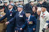Remembrance Sunday at the Cenotaph 2015: Group F25, Italy Star Association 1943-1945. Cenotaph, Whitehall, London SW1, London, Greater London, United Kingdom, on 08 November 2015 at 12:07, image #1135