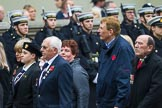 Remembrance Sunday at the Cenotaph 2015: Group F25, Italy Star Association 1943-1945. Cenotaph, Whitehall, London SW1, London, Greater London, United Kingdom, on 08 November 2015 at 12:07, image #1139