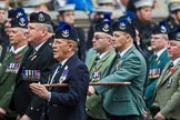 Remembrance Sunday at the Cenotaph 2015: Group A8, Queen's Own Highlanders Regimental Association. Cenotaph, Whitehall, London SW1, London, Greater London, United Kingdom, on 08 November 2015 at 12:10, image #1236