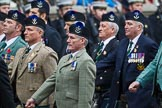 Remembrance Sunday at the Cenotaph 2015: Group A8, Queen's Own Highlanders Regimental Association. Cenotaph, Whitehall, London SW1, London, Greater London, United Kingdom, on 08 November 2015 at 12:10, image #1241