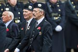 Remembrance Sunday at the Cenotaph 2015: Group A9, London Scottish Regimental Association. Cenotaph, Whitehall, London SW1, London, Greater London, United Kingdom, on 08 November 2015 at 12:10, image #1250