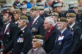 Remembrance Sunday at the Cenotaph 2015: Group A12, Scots Guards Association. Cenotaph, Whitehall, London SW1, London, Greater London, United Kingdom, on 08 November 2015 at 12:11, image #1265
