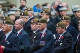 Remembrance Sunday at the Cenotaph 2015: Group A12, Scots Guards Association. Cenotaph, Whitehall, London SW1, London, Greater London, United Kingdom, on 08 November 2015 at 12:11, image #1268