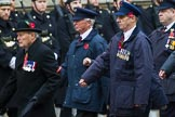 Remembrance Sunday at the Cenotaph 2015: Group M1, Transport for London. Cenotaph, Whitehall, London SW1, London, Greater London, United Kingdom, on 08 November 2015 at 12:14, image #1412