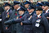 Remembrance Sunday at the Cenotaph 2015: Group M1, Transport for London. Cenotaph, Whitehall, London SW1, London, Greater London, United Kingdom, on 08 November 2015 at 12:14, image #1414