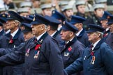 Remembrance Sunday at the Cenotaph 2015: Group M1, Transport for London. Cenotaph, Whitehall, London SW1, London, Greater London, United Kingdom, on 08 November 2015 at 12:14, image #1416