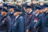Remembrance Sunday at the Cenotaph 2015: Group M1, Transport for London. Cenotaph, Whitehall, London SW1, London, Greater London, United Kingdom, on 08 November 2015 at 12:14, image #1417
