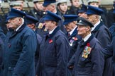Remembrance Sunday at the Cenotaph 2015: Group M1, Transport for London. Cenotaph, Whitehall, London SW1, London, Greater London, United Kingdom, on 08 November 2015 at 12:14, image #1419