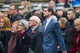 Remembrance Sunday at the Cenotaph 2015: Group M2, Children of the Far East Prisoners of War. Cenotaph, Whitehall, London SW1, London, Greater London, United Kingdom, on 08 November 2015 at 12:14, image #1425