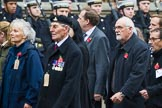 Remembrance Sunday at the Cenotaph 2015: Group M6, TOC H. Cenotaph, Whitehall, London SW1, London, Greater London, United Kingdom, on 08 November 2015 at 12:15, image #1453