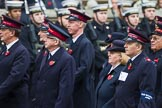 Remembrance Sunday at the Cenotaph 2015: Group M6, TOC H. Cenotaph, Whitehall, London SW1, London, Greater London, United Kingdom, on 08 November 2015 at 12:15, image #1454