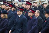 Remembrance Sunday at the Cenotaph 2015: Group M7, Salvation Army. Cenotaph, Whitehall, London SW1, London, Greater London, United Kingdom, on 08 November 2015 at 12:15, image #1459