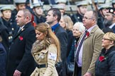 Remembrance Sunday at the Cenotaph 2015: Group M8, Naval Canteen Service & Expeditionary Force Institutes Association (previously NAAFI). Cenotaph, Whitehall, London SW1, London, Greater London, United Kingdom, on 08 November 2015 at 12:15, image #1460