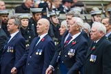 Remembrance Sunday at the Cenotaph 2015: Group M11, National Association of Retired Police Officers. Cenotaph, Whitehall, London SW1, London, Greater London, United Kingdom, on 08 November 2015 at 12:15, image #1465