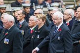 Remembrance Sunday at the Cenotaph 2015: Group M11, National Association of Retired Police Officers. Cenotaph, Whitehall, London SW1, London, Greater London, United Kingdom, on 08 November 2015 at 12:15, image #1467
