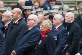 Remembrance Sunday at the Cenotaph 2015: Group M11, National Association of Retired Police Officers. Cenotaph, Whitehall, London SW1, London, Greater London, United Kingdom, on 08 November 2015 at 12:15, image #1469