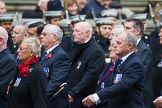 Remembrance Sunday at the Cenotaph 2015: Group M11, National Association of Retired Police Officers. Cenotaph, Whitehall, London SW1, London, Greater London, United Kingdom, on 08 November 2015 at 12:15, image #1470