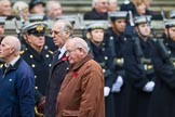 Remembrance Sunday at the Cenotaph 2015: Group M14, London Ambulance Service Retirement Association. Cenotaph, Whitehall, London SW1, London, Greater London, United Kingdom, on 08 November 2015 at 12:16, image #1501