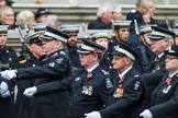Remembrance Sunday at the Cenotaph 2015: Group M15, St John Ambulance. Cenotaph, Whitehall, London SW1, London, Greater London, United Kingdom, on 08 November 2015 at 12:16, image #1503