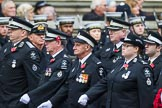 Remembrance Sunday at the Cenotaph 2015: Group M15, St John Ambulance. Cenotaph, Whitehall, London SW1, London, Greater London, United Kingdom, on 08 November 2015 at 12:16, image #1504