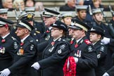 Remembrance Sunday at the Cenotaph 2015: Group M15, St John Ambulance. Cenotaph, Whitehall, London SW1, London, Greater London, United Kingdom, on 08 November 2015 at 12:16, image #1505