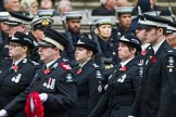 Remembrance Sunday at the Cenotaph 2015: Group M15, St John Ambulance. Cenotaph, Whitehall, London SW1, London, Greater London, United Kingdom, on 08 November 2015 at 12:16, image #1506