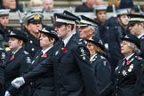 Remembrance Sunday at the Cenotaph 2015: Group M15, St John Ambulance. Cenotaph, Whitehall, London SW1, London, Greater London, United Kingdom, on 08 November 2015 at 12:16, image #1507